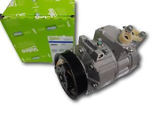 VALEO Kompressor Klimaanlage Klimakompressor AUDI SEAT SKODA VW VAL699357