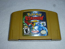 NINTENDO N64 VIDEO GAME POKEMON STADIUM 2 CARTRIDGE ONLY CART PIKACHU