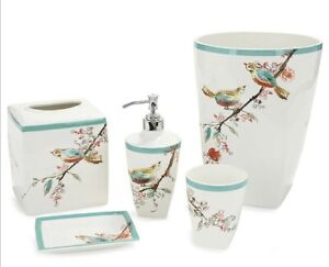 LENOX CHIRP BATHROOM ACCESSORIES COLLECTION