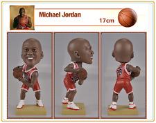 New!!! Chicago Bulls MVP #23 Michael Jordan Bobblehead Figure 17cm Tall