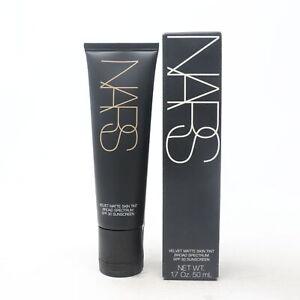 Nars Velvet Matte Skin Tint Spf 30  1.7oz/50ml New With Box