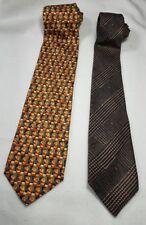 Best of Class Robert Talbott Ties Paislety Geometric 2 Neckties