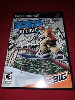 SSX on Tour (Sony PlayStation 2 PS2, 2005)