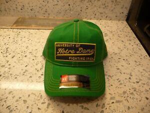 Under Armour Free Fit  Notre Dame Fighting Irish Women's Strapback Cap Hat  UA