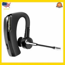 New listing Wireless Mic Blue Parrot Bluetooth Headset Earpiece Noise Cancelling In-Ear New