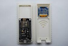 Ready-GO Deauther WIFI + 3D CASE +0.96 I2C OLED NodeMCU ESP-12E CH340G-Flashed