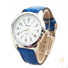 Sportliche nicht wasserbeständige Armbanduhren mit 12-Stunden-Zifferblatt