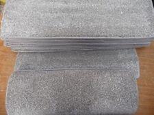24x8.50inches(61x22cm) 12x STAIR PADS /TREADS BEIGE FLECK plus MATS #3312