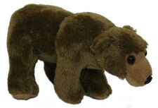 National Geographic Grizzly Bear [18cm] Soft Plush Toy NEW