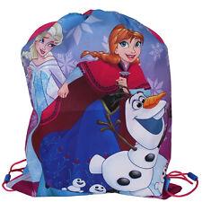 Disney Frozen Turnbeutel Kinder Tasche Sportbeutel Beutel Gym Gymnastikbeutel