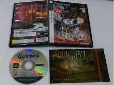 Castlevania Complet - Import Japan - Playstation 2