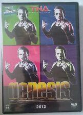 TNA Impact Wrestling Genesis 2012 12 DVD Jeff Hardy v Bobby Roode WWE NXT ECW