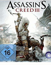 Assassin's Creed 3 Uplay Pc Key Game Download Code [Blitzversand]