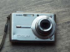 Casio EXILIM CARD EX-S600 6.0 MP Digital Camera - Silver