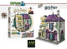 Wrebbit 3D Puzzle Harry Potter - Madam Malkins Suits & , Fortescue, (Eissalon