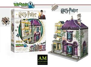 Wrebbit 3D Puzzle Harry Potter - Madam Malkins &  Fortescue (IN Diagon Alley -