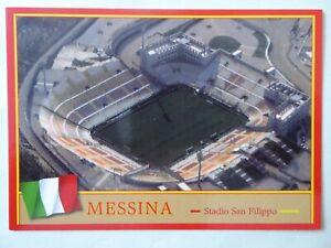 Stadionpostkarte, Stadio San Filippo,  Messina, ACR Messina, Nr. GW 398