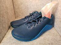 "*New* Nike Metcon 5 ""Blue Force"" Men's Cross Training Shoes AQ1189-446 Size 14"