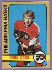 1972-73 OPC O-PEE-CHEE Single  Bobby Clarke Philadelphia Flyers #14