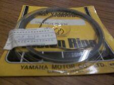 YAMAHA RT1-B/M/MX 1970 1971 2nd O/S .50 NOS OEM PISTON RING SET 284-11636-00-00