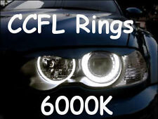 CCFL XENON ANGEL EYES HALO RINGS 6000K fit BMW E46 facelift