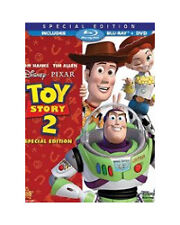 Toy Story 2 Blu-Ray Andr(Dir) 1999