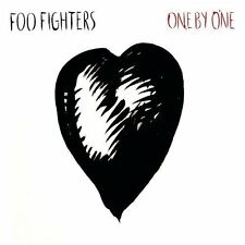 FOO FIGHTERS One By One CD BRAND NEW