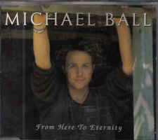 Michael Ball-From Here To Eternity cd maxi single