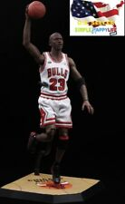 1/6 Michael Jordan WHITE Chicago Bulls Jersey 23 for Enterbay Phicen M36 ❶USA❶
