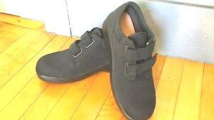 APEX 1200 healing diabetic Shoes Women's-10W / Men-9M NEW w/o box black