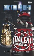 Doctor Who: The Dalek Handbook,James Goss, Steve Tribe