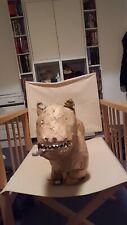 Modern Art Dog Sculpture