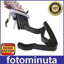 Cejilla Guitarra Aluminio Electrica Acustica Fender Stratocaster Squier Yamaha S