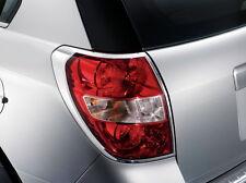 Chrome Rear Tail Lamp Cover 2 Pcs Genuine for Chevrolet CAPTIVA 2008-2010