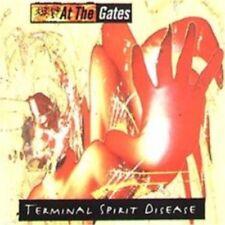 At the Gates-terminal spirit disease CD NEUF