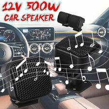 New listing Universal 12 V 91Db Car Speaker Audio Super Power Loud Tweeter Speakers Suv Van