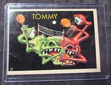 1965 Topps UGLY STICKERS Card TOMMY #32 Wally Wood VG/FN 5.0