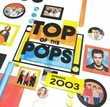 Top of the Pops - Spring 2003 - CD Compilation Album | TOTP Oasis Coldplay BBC