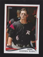 2014 Topps Pro Debut #189 Andrew Susac - NM-MT