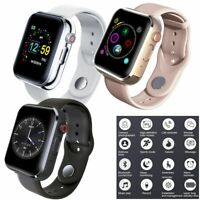Fitness Tracker Smart Watch Phone Bluetooth Smartwatch fit for Samsung LG G7 G6