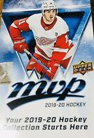 2019-20 UPPER DECK MVP HOCKEY BASE CARDS, SP, ROOKIES 1-250  U PICK WHAT U NEED