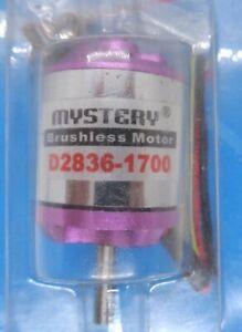 Mystery D28/36 1700kv  Brushless Motor (270W) new in pack