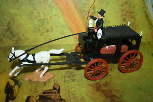 Timpo Wild West Conversion Hearse by DaBro 1/32 Vers.1