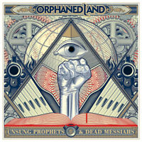 ORPHANED LAND / Unsung prophets and dead messiahs 2cd