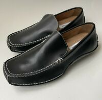 Steve Madden Men's 'Novo' Leather Casual Moc Driving Shoes Size 9