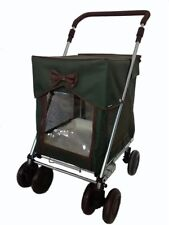 Sholley Trolley Petmobil Regular in Country Carriage Green