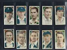 More details for ardath - cricket, tennis & golf (grey) - full set of 50 cards