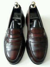 Mocassins en cuir Bordeaux 7 = 41 Allens Edmonds