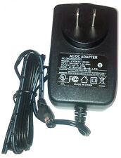 12VDC Wall Wart Style AC to DC Power Adapter 2.0A