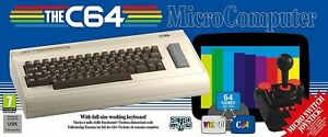 THE C64 MAXI CONSOLE